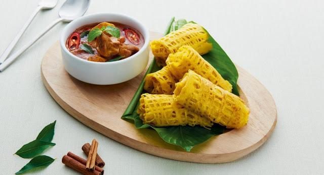 MCO在家也可以自己制作的斋戒月小吃-Roti Jala
